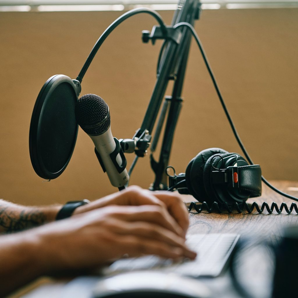 Collectif Chut Podcast - Casque
