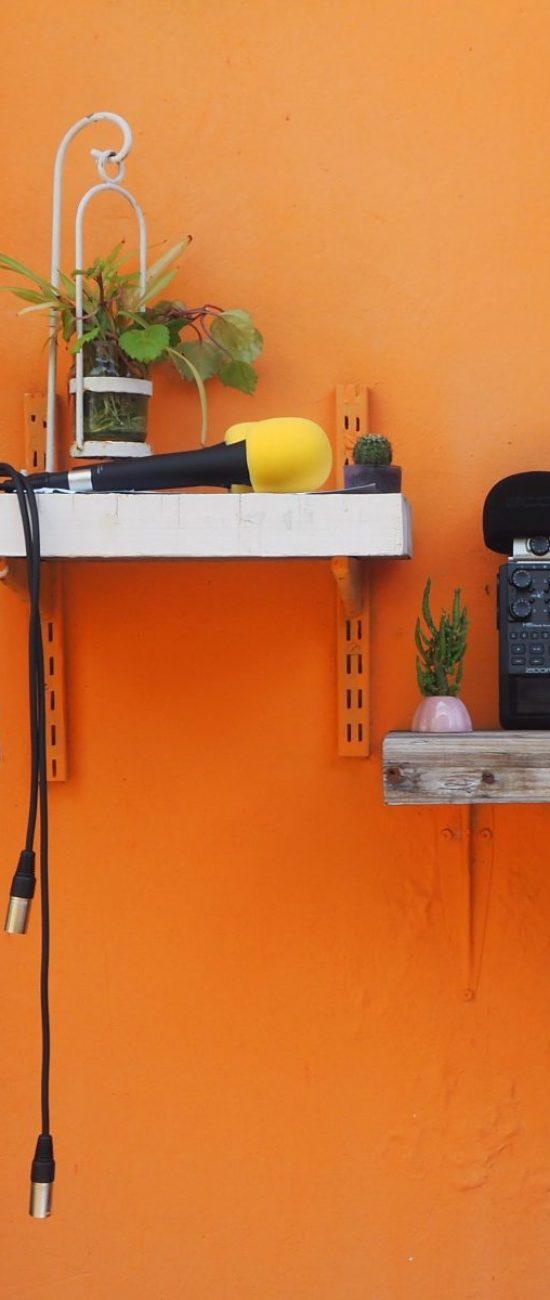 Collectif Chut Podcast - Micros